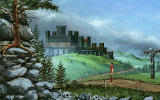 Ringworld: Revenge of the Patriarch DOS Kzin castle