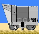 Star Wars NES Now that's a huge Sandcrawler.