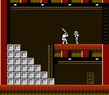 Star Wars NES Why is there an Imperial Stormtrooper inside the sandcrawler? We will never know.