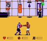 Power Punch 2 NES You can train to improve your skills before each fight.