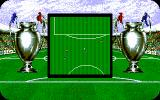 Euro Soccer DOS Overview during the Introduction (VGA)