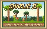Charlie II DOS Title screen