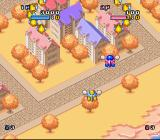 Pop'n Twinbee SNES Enemies approaching that I need to shoot.