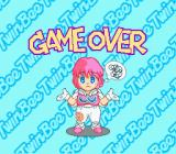 Pop'n Twinbee SNES Game over