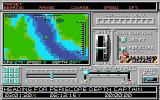 688 Attack Sub Amiga The ship trimming screen