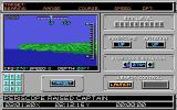 688 Attack Sub Amiga The periscope screen