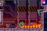 Metroid Fusion Game Boy Advance First boss-fight