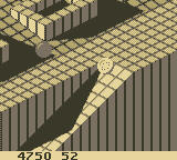 Marble Madness Game Boy Second Race