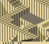 Marble Madness Game Boy Ride the wave