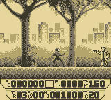 Spider-Man 3: Invasion of the Spider-Slayers Game Boy Take down the muggers in the park!