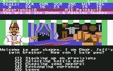 Alternate Reality: The Dungeon Commodore 64 Damon & Pythia's shoppe