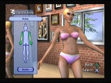 The Sims 2 PlayStation 2 Character design