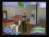 The Sims 2 PlayStation 2 My guests have strange habit to drop trash on the floor