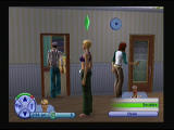 The Sims 2 PlayStation 2 Uninvited guests