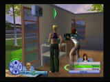 The Sims 2 PlayStation 2 Dancing