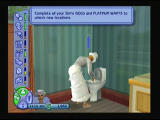 The Sims 2 PlayStation 2 Meanwhile i have to do all the dirty work