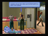 The Sims 2 PlayStation 2 Cooking again