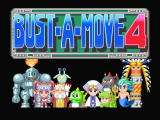 Bust-A-Move 4 Windows All the different characters together