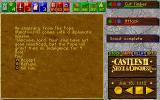 Castles II: Siege & Conquest DOS CD Tutorial: The Pope emissary