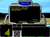 Star Wars: Force Commander Windows Objectives console