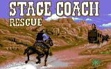 Buffalo Bill's Wild West Show Commodore 64 The last event: Stage Coach Rescue