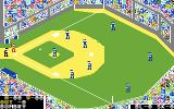The World's Greatest Baseball Game Commodore 64 And here's the pitch!