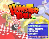 Hamsterball Windows Title screen.