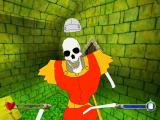 Dragon's Lair 3D: Return to the Lair Windows You died!