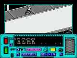 Mean Streak ZX Spectrum Title scrolly