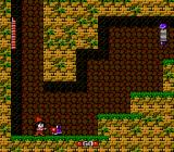 The Krion Conquest NES Down into a cavern