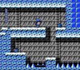 The Krion Conquest NES Ice cavern