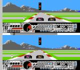 Michael Andretti's World GP NES Head-to-head 2-player action on the split screen