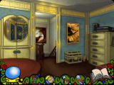 Sabrina: The Teenage Witch - Spellbound Windows Exploring the house.
