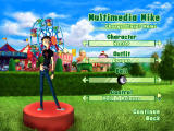 3D Ultra Mini Golf Adventures: Carnival Windows Character selection and customization