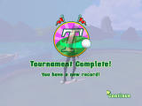 3D Ultra Mini Golf Adventures: Lost Island Windows Tournament complete, and with favorable results