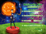 3D Ultra Mini Golf Adventures: Space Windows Character selection and customization, down to the golf ball