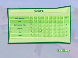 3D Ultra Mini Golf Adventures: Wild West Windows Running scorecard
