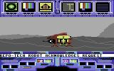 Koronis Rift Commodore 64 When no enemies are in sight, send out the robot to loot the hulks.