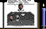 Knightmare Commodore 64 Starting location