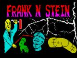 Frank N Stein ZX Spectrum Loading screen