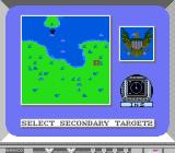 F-117A Stealth Fighter NES Subscreen