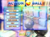 Action Ball Windows Title screen