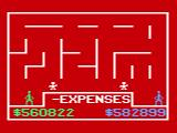 "Take the Money and Run! Odyssey 2 An ""Expenses"" maze."