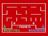 "Take the Money and Run! Odyssey 2 A ""Taxes"" maze."