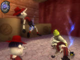 Shrek the Third Wii Shrek vs. the Evil Pinocchios