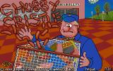 Chubby Gristle Amiga Loading screen