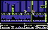 CJ in the USA Commodore 64 Crossing a large bridge
