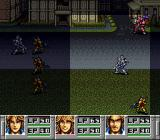 Cyber Knight II: Chikyū Teikoku no Yabō SNES Each module has an agility rating which determines it's movement