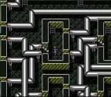 Cyber Knight II: Chikyū Teikoku no Yabō SNES Cyber Knight isn't all about exploring space. Here's we see the interior of a sewer system