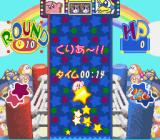 Kirby's Star Stacker SNES I finished and won all ten rounds